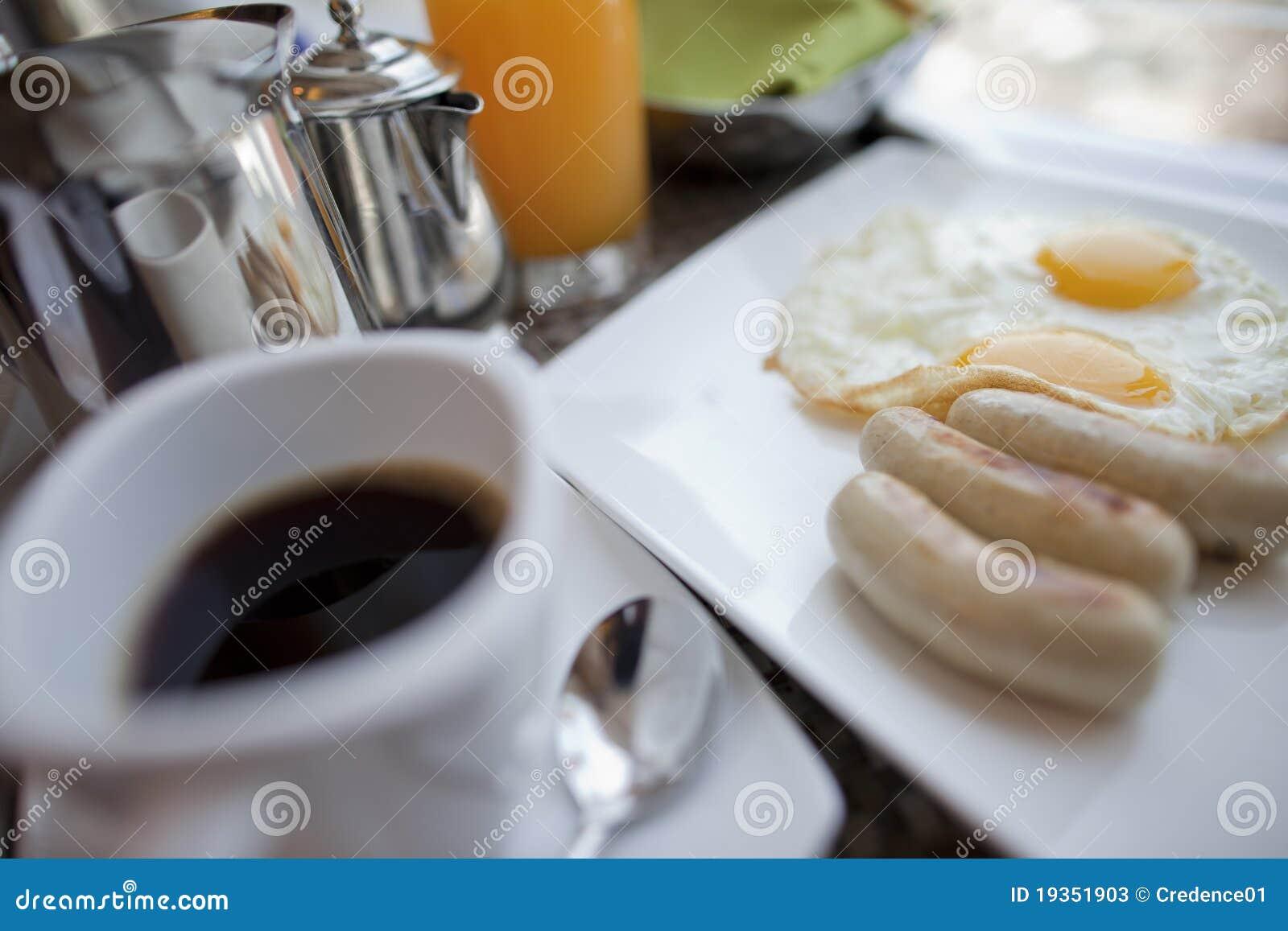Reunião do pequeno almoço