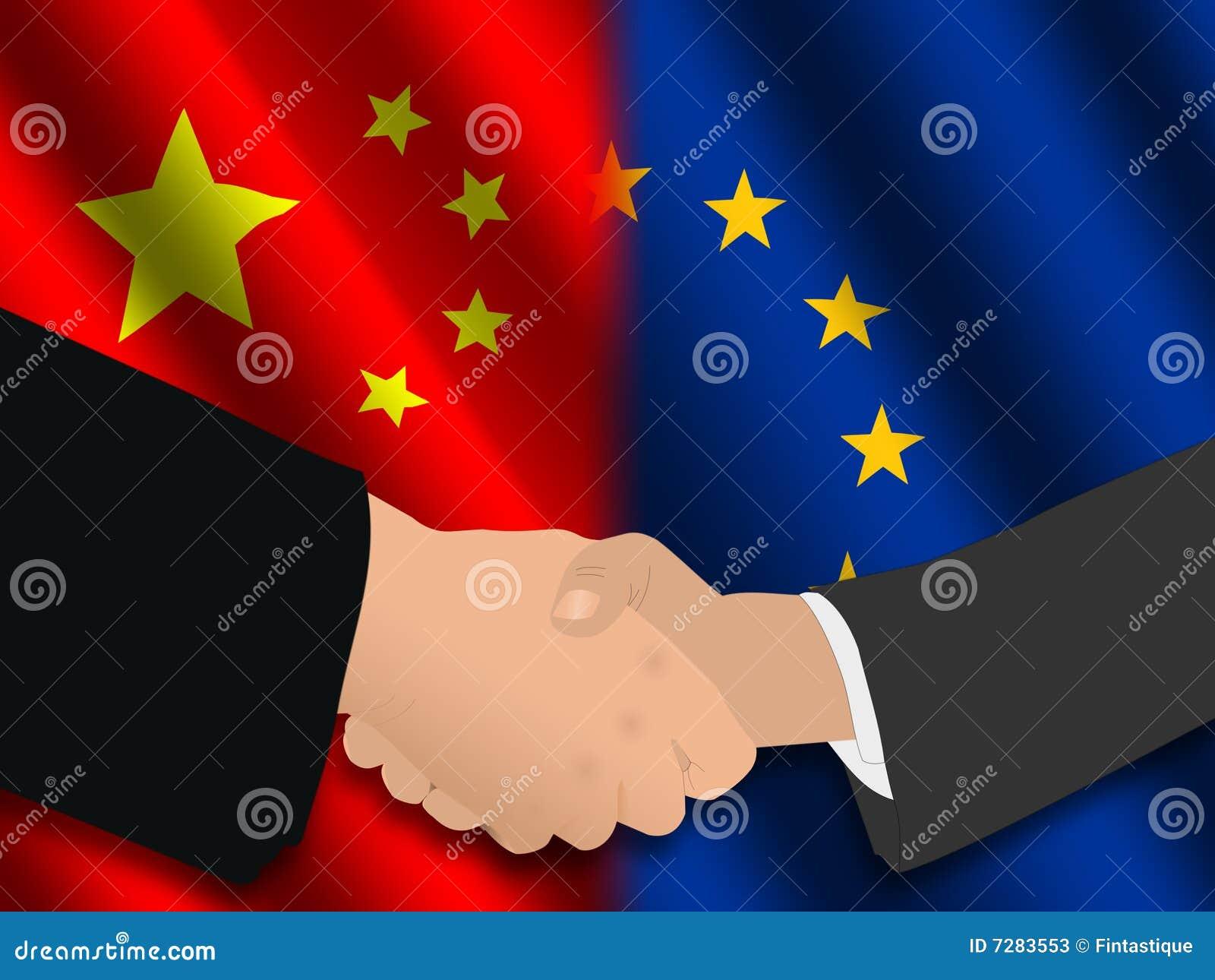 Reunión china de la UE