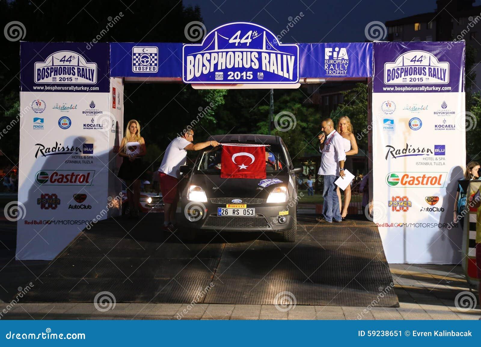 Reunión 2015 de Bosphorus