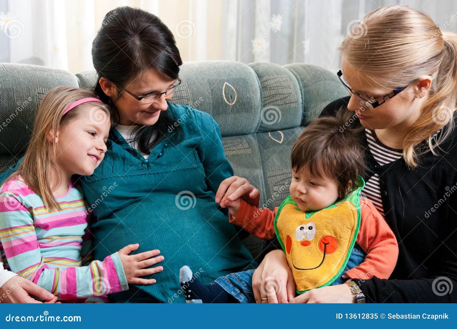 Reunión de la familia