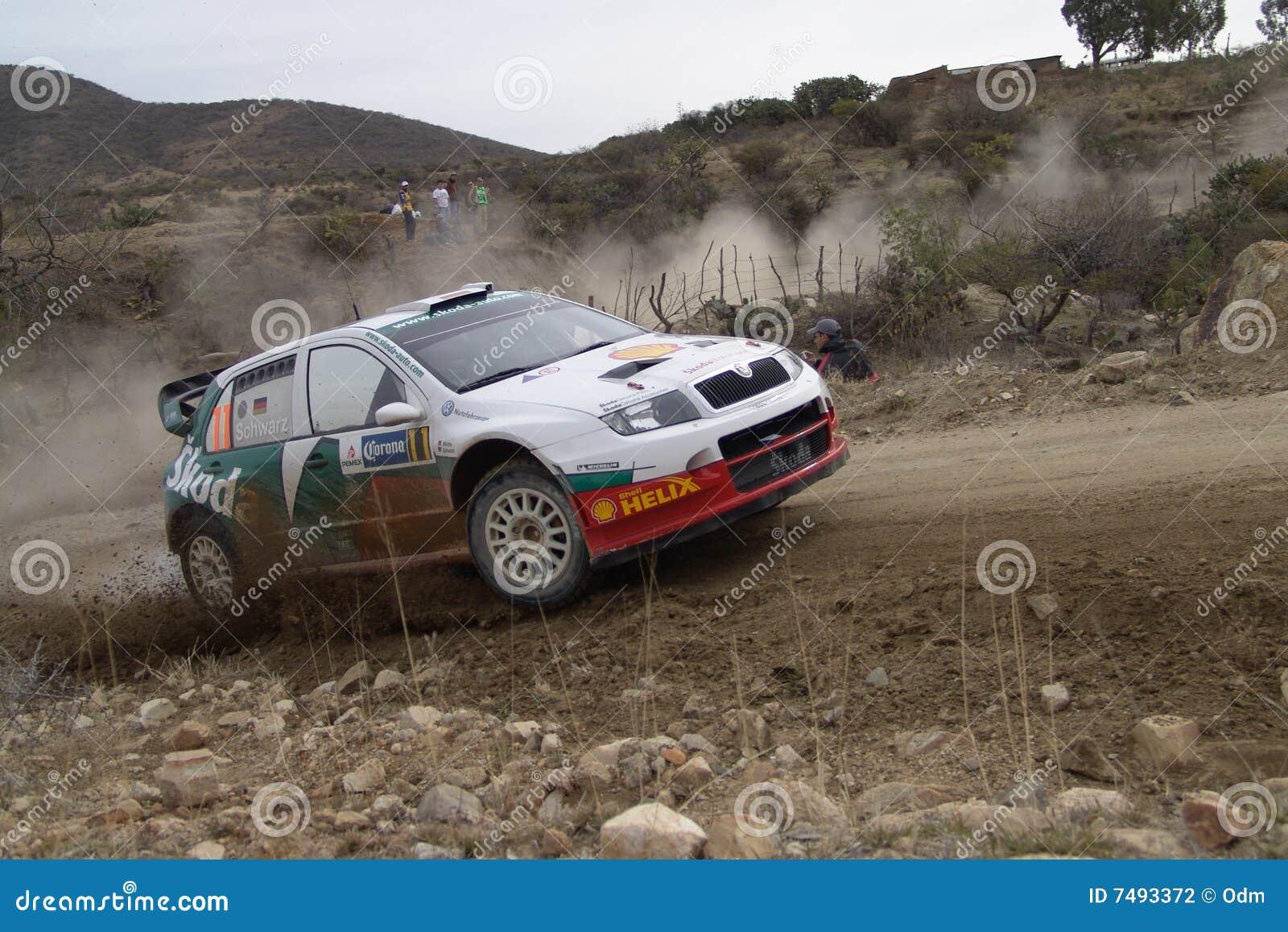 REUNIÓN MÉXICO 2005 DE LA CORONA DE WRC
