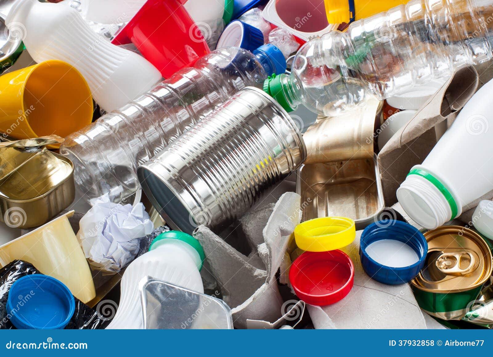 Reusable odpady