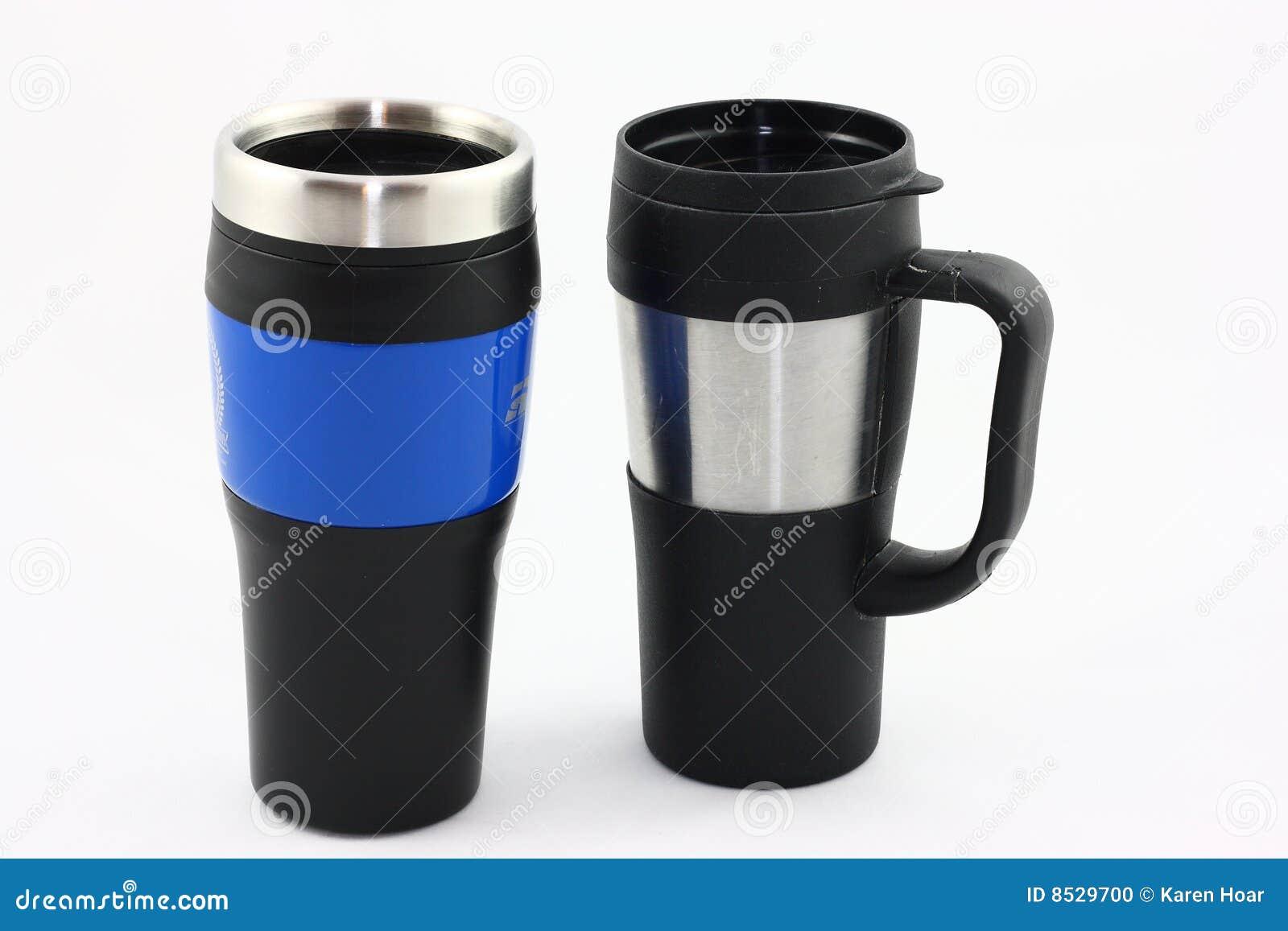 Reusable Travel Mugs Stock Photo Image 8529700