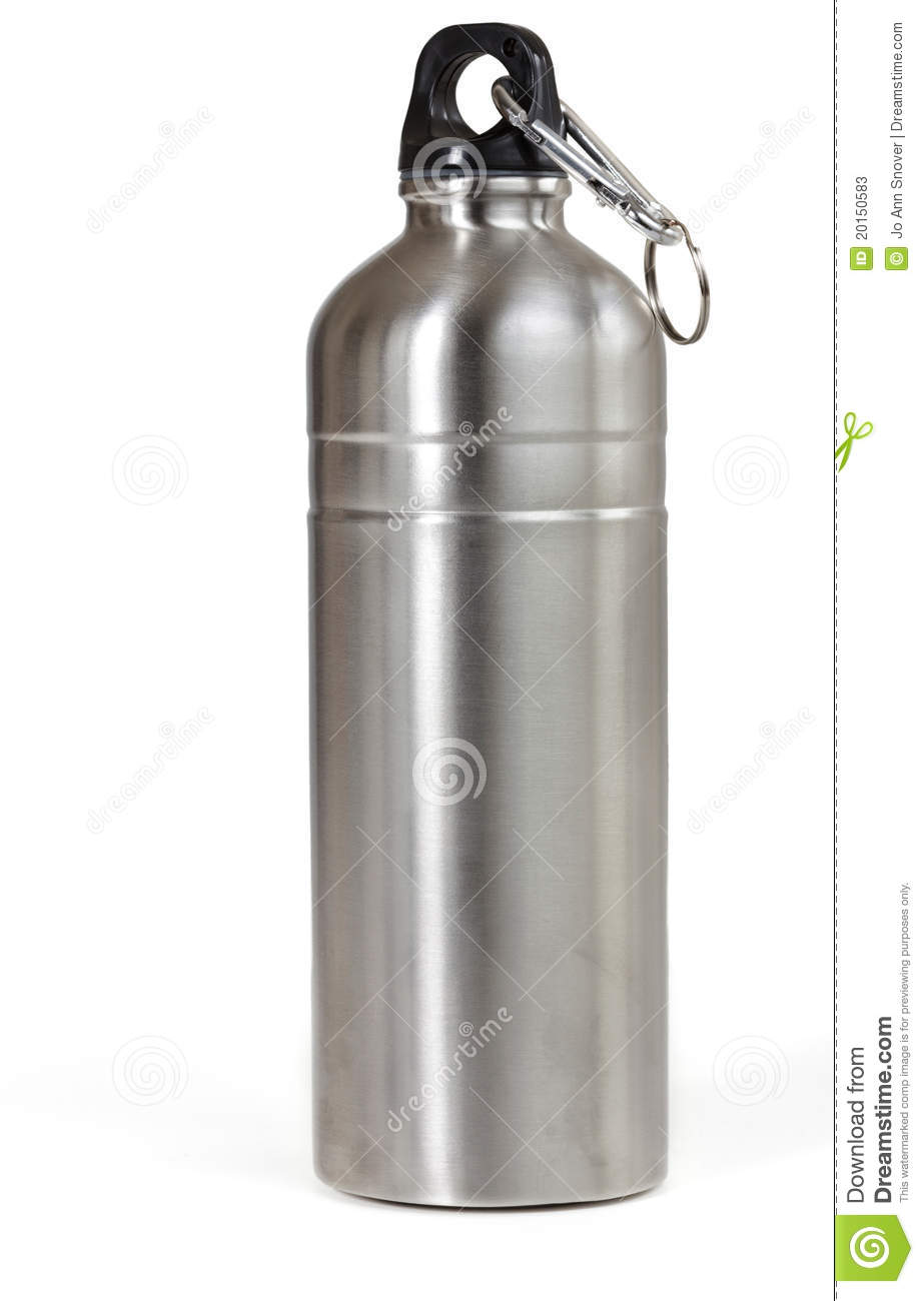 Reusable Water Bottle Stock Image Of Container