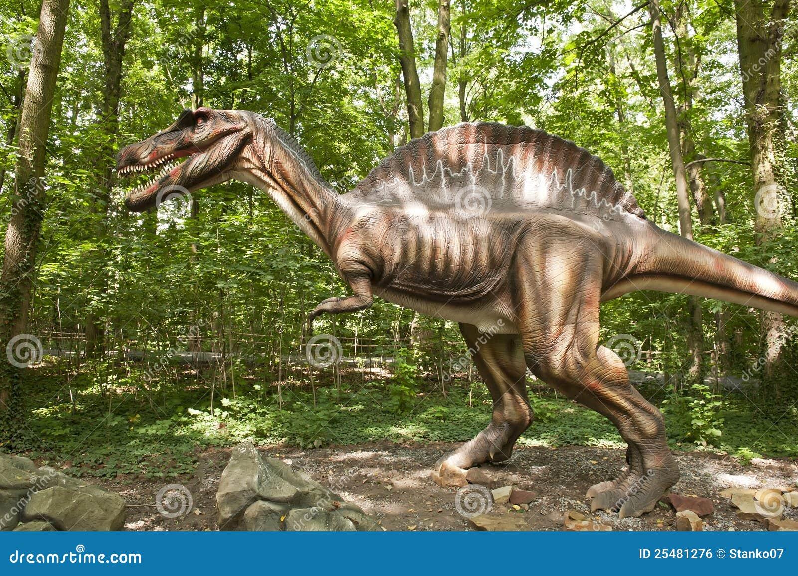 Reusachtige dinosaurus
