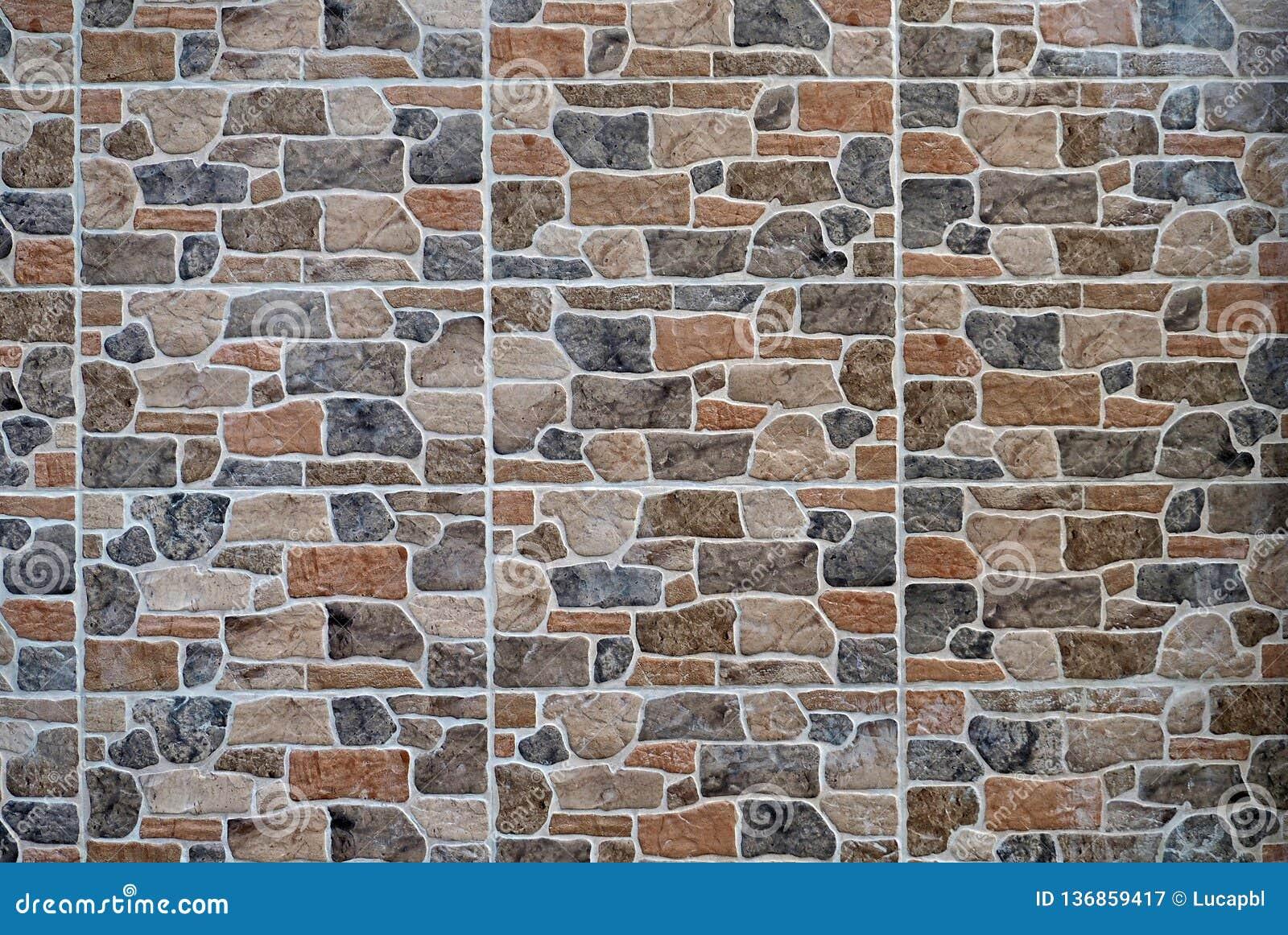 Revetement Mur Exterieur Pierre revêtement de mur en pierre fait de panneaux artificiels de