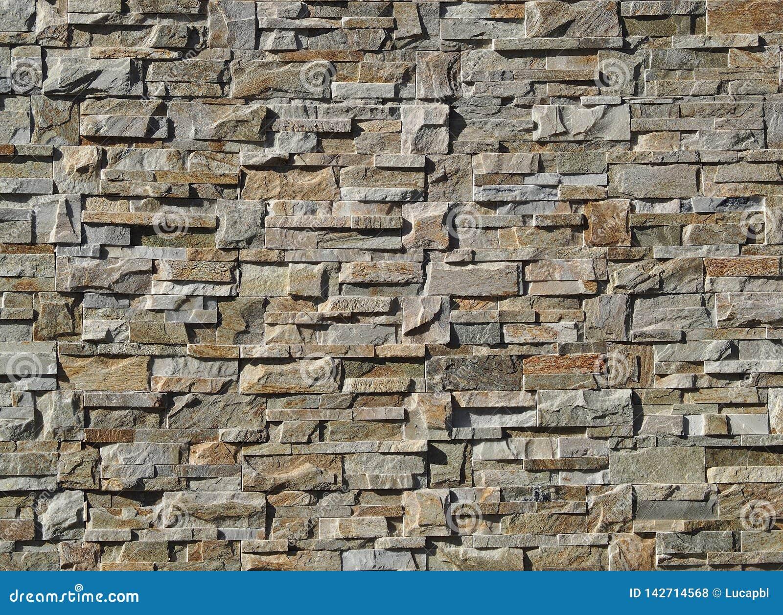 Revetement Mur Exterieur Pierre revêtement de mur extérieur fait de pierres naturelles avec