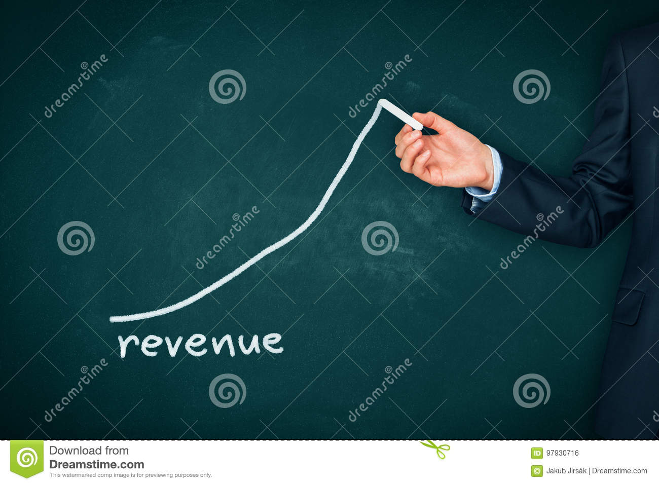 Revenue increase