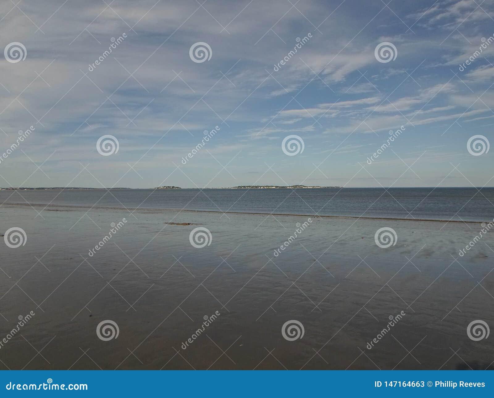 Revere пляж, Revere, Массачусетс, США