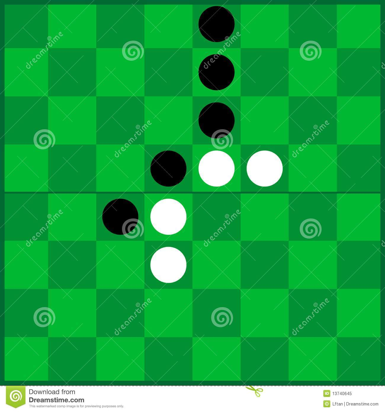 Reversi end game strategy