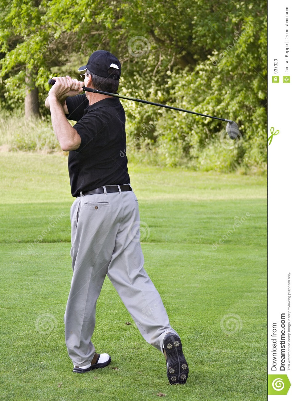 More similar stock images of ` Review Golf Swing `