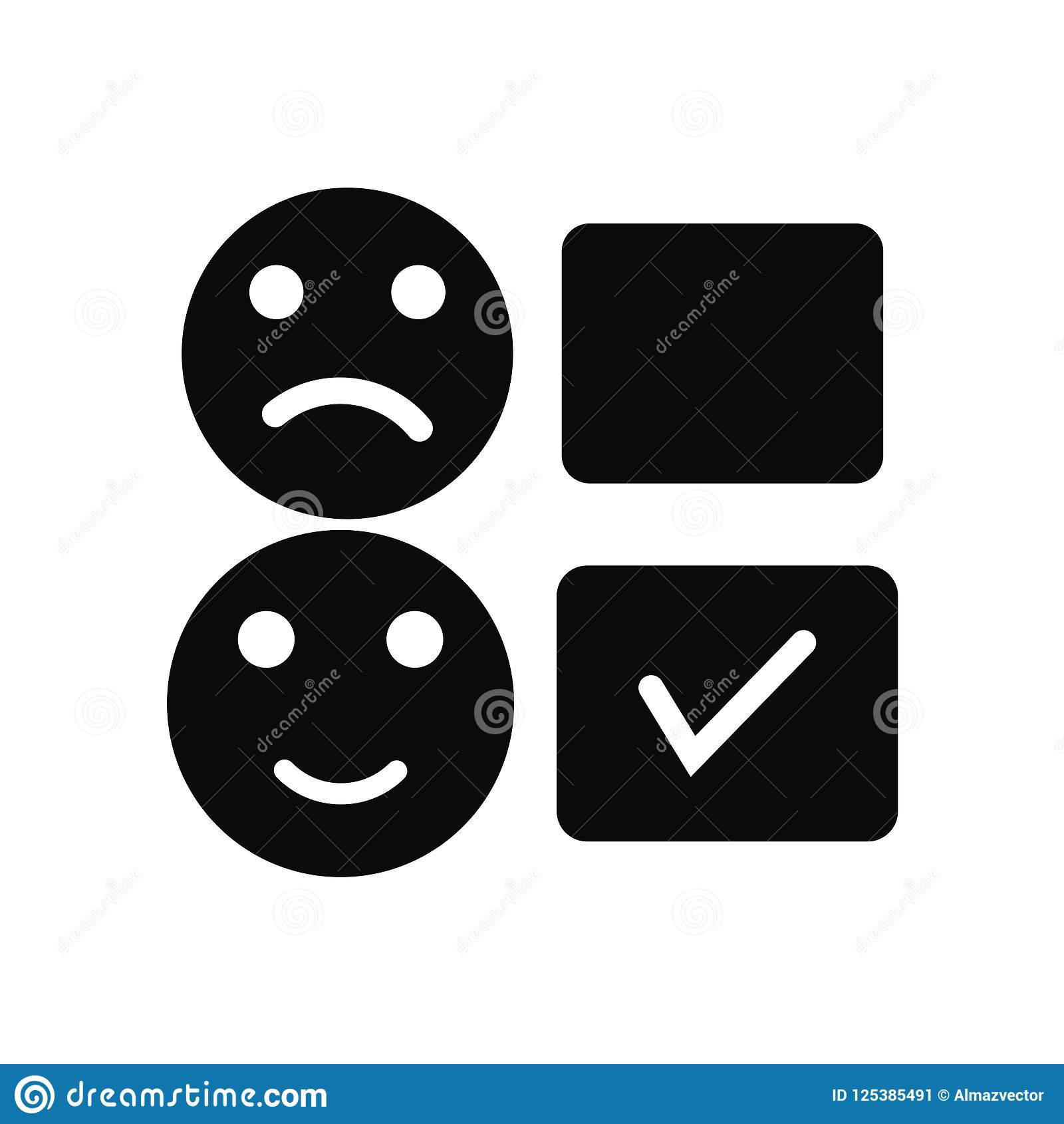 Review icon vector isolated on white background, Review sign , b