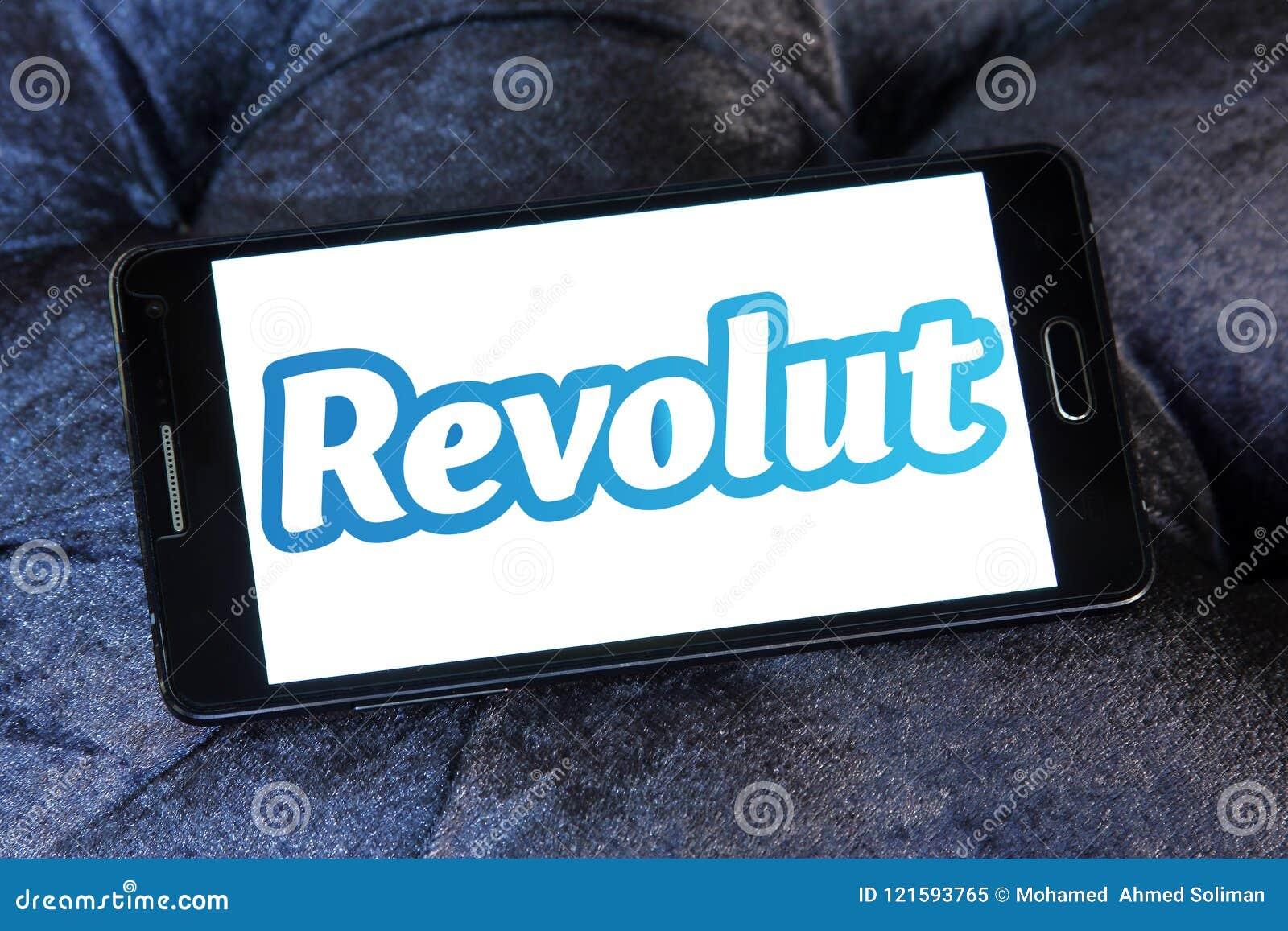 Revolut digital banking logo