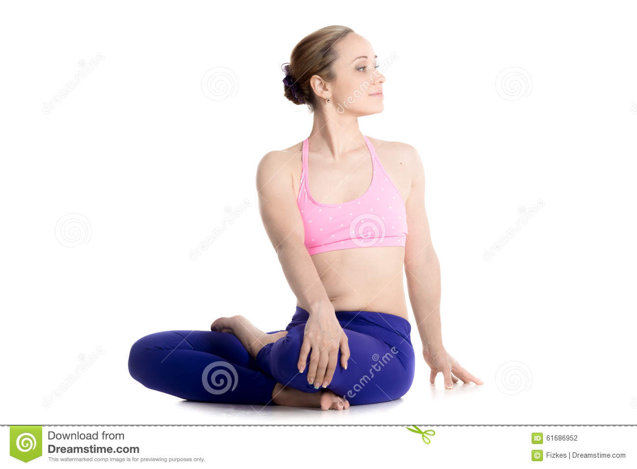 Lotus pose is a guarantee of health 60