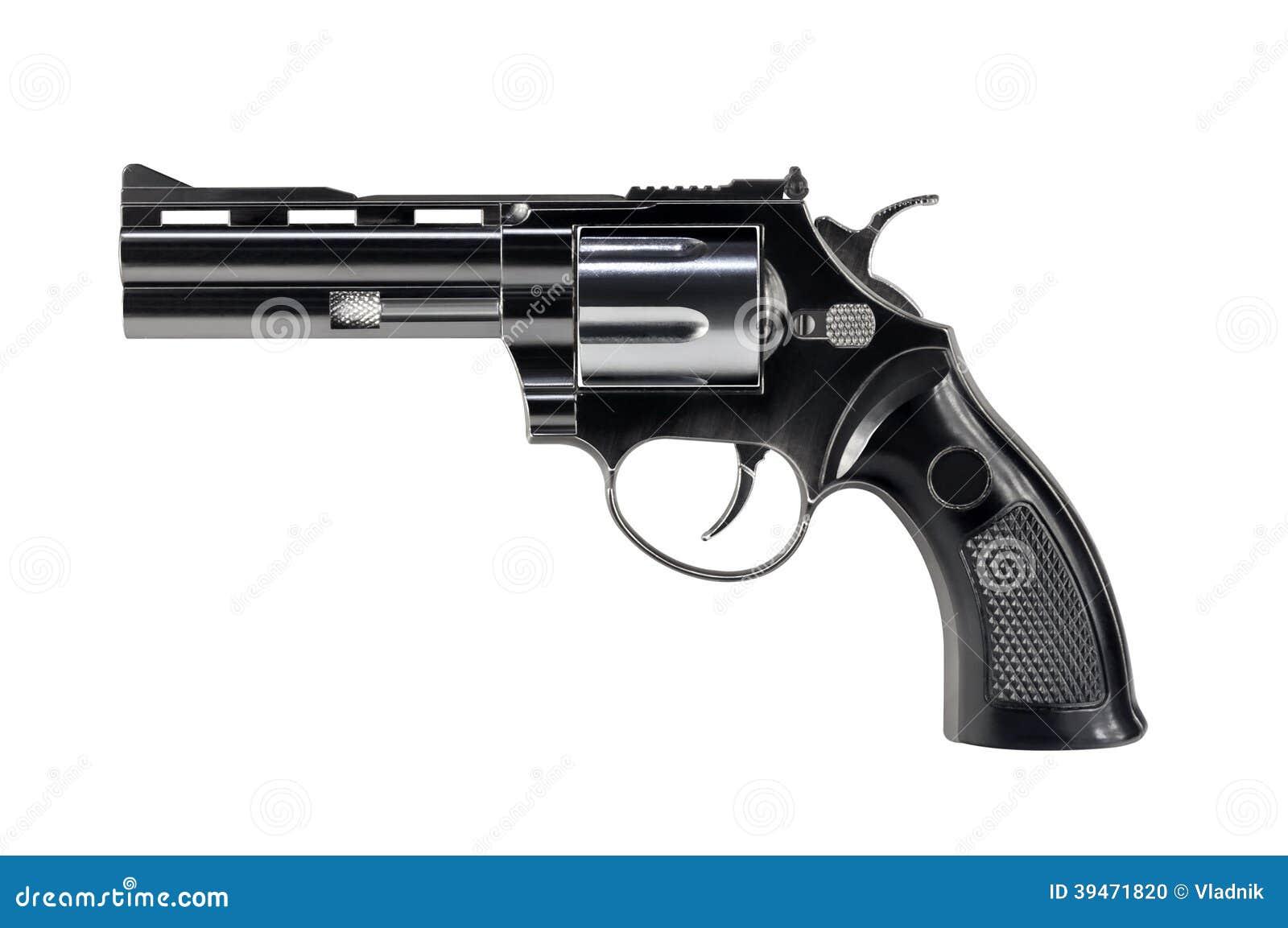 Revolver noir