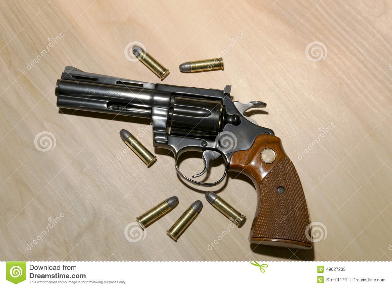 Revolver in 38 special stock image image of firearm 49627233 revolver in 38 special thecheapjerseys Image collections