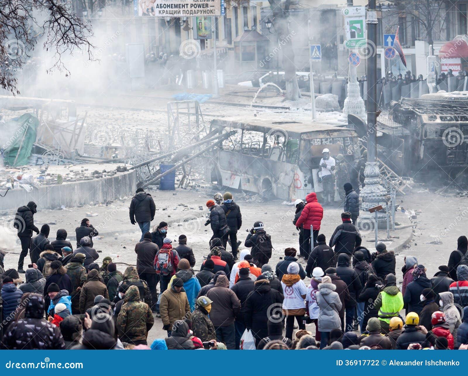Rewolucja Ukraina