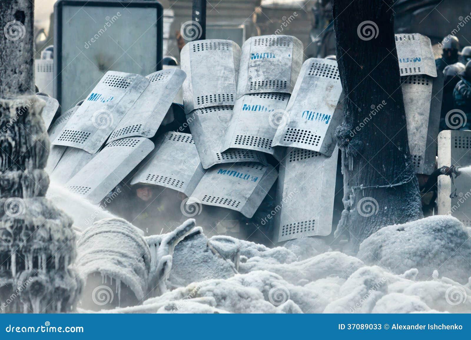 Download Rewolucja w Ukraina. zdjęcie stock editorial. Obraz złożonej z skojarzenie - 37089033