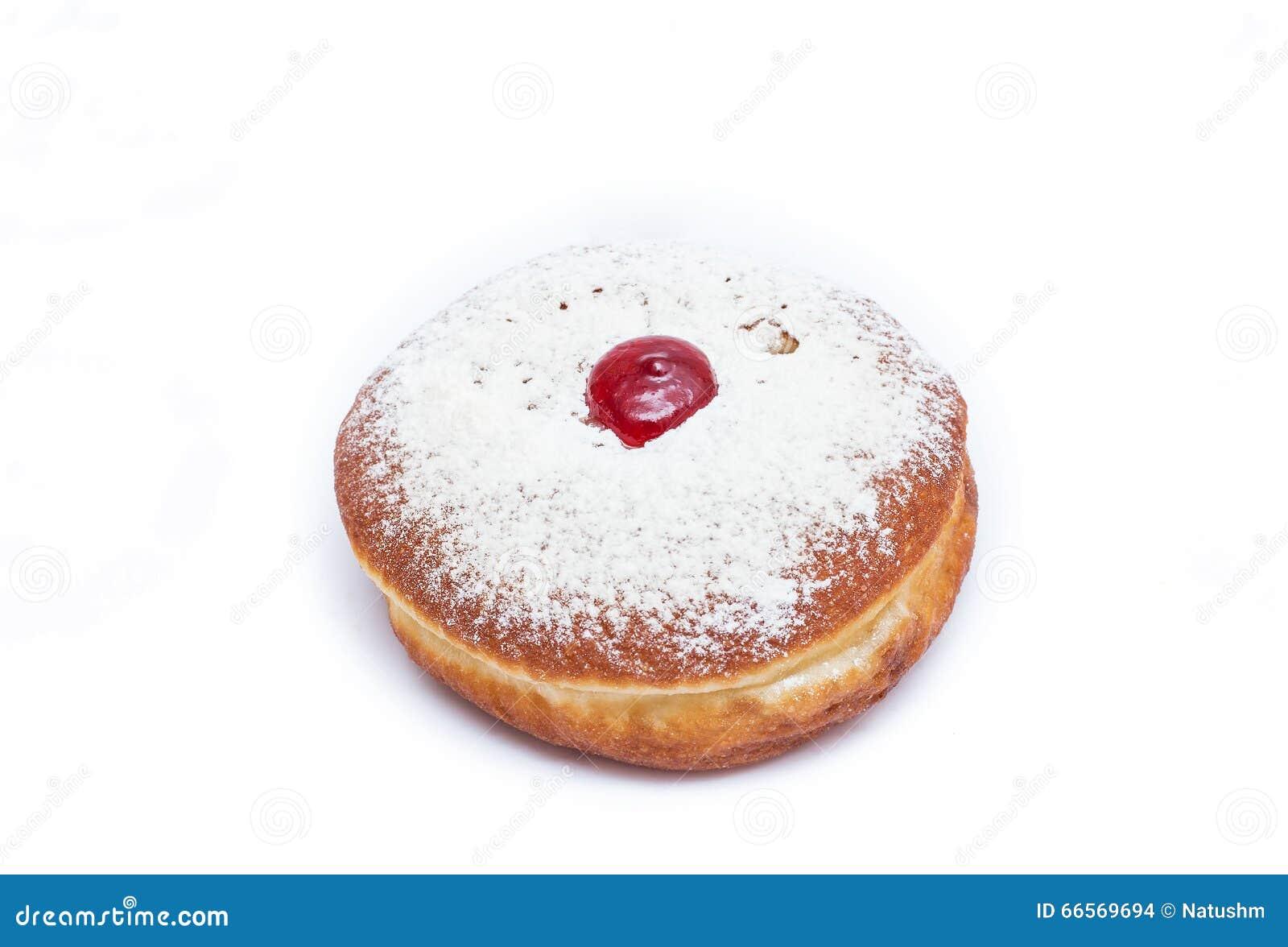 Rewolucjonistek Galaretowi Donuts dla Hanukkah