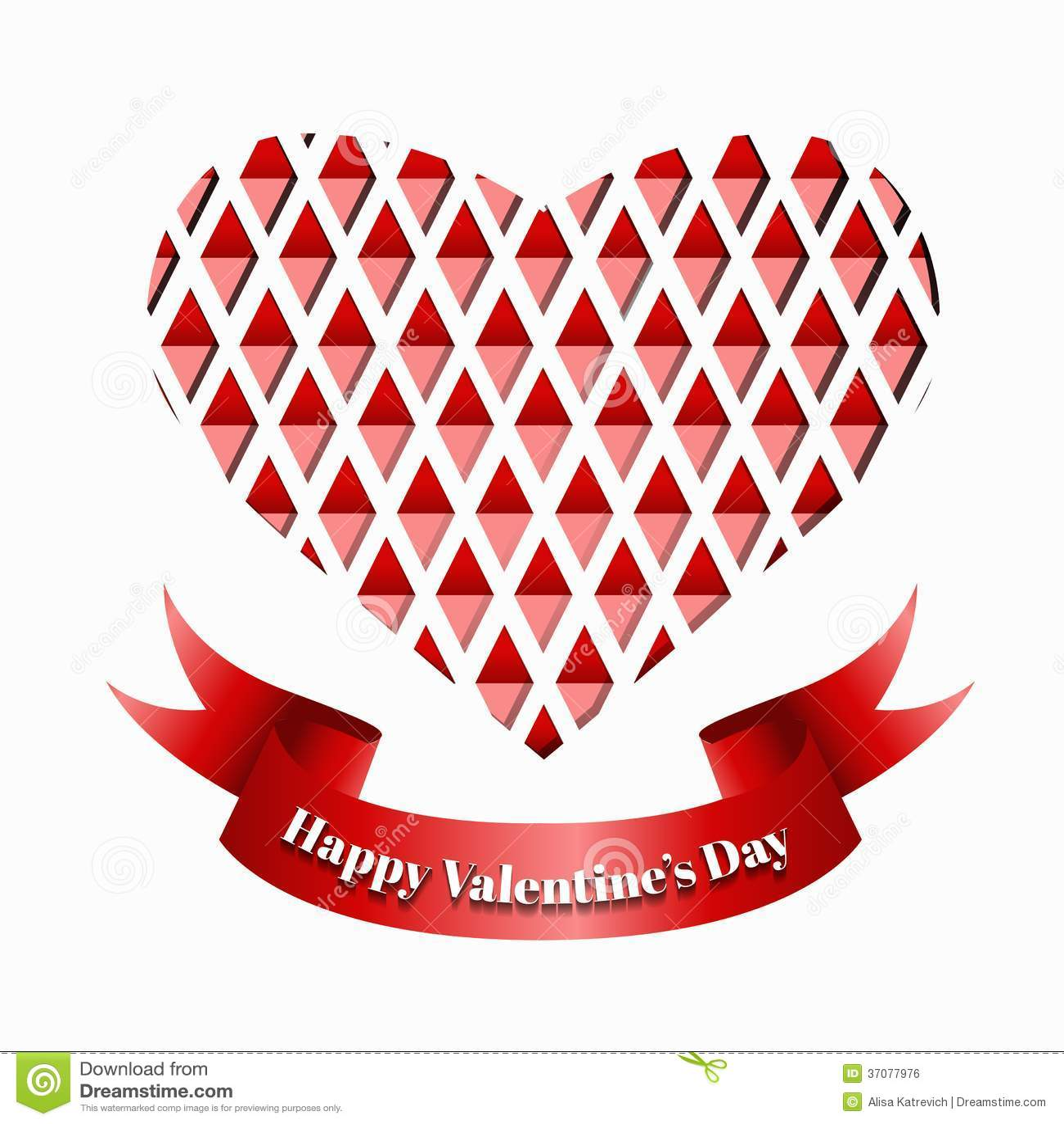 Download Rewolucjonistek Walentynek Dnia Papierowa Kierowa Karta. Ilustracja Wektor - Ilustracja złożonej z romantyczny, kardamon: 37077976