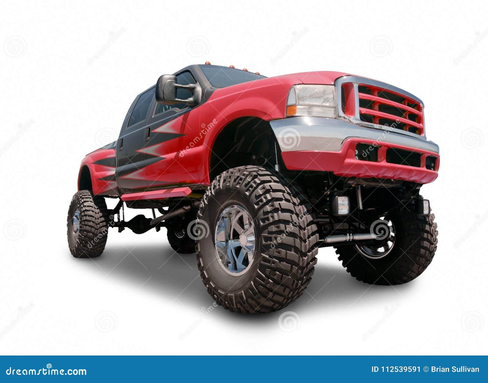 Rewolucjonistka Podnosząca ciężarówka