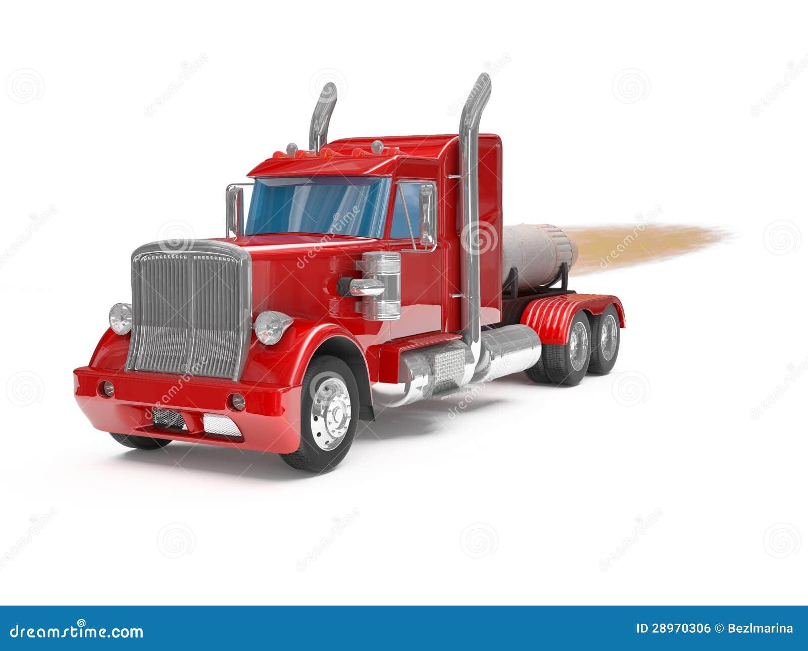 Rewolucjonistki ciężarówka
