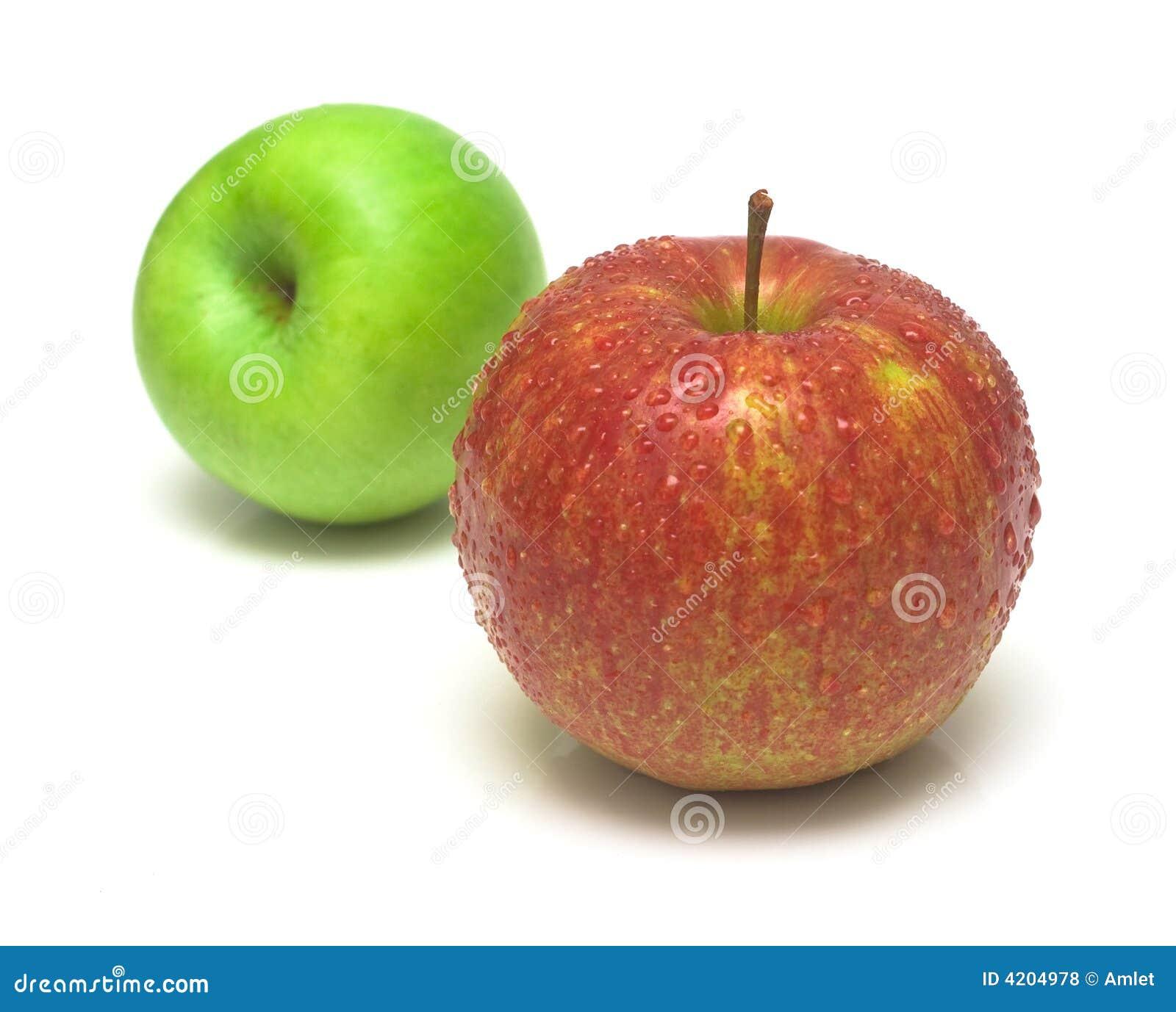 Rewolucjonistki i zieleni jabłko