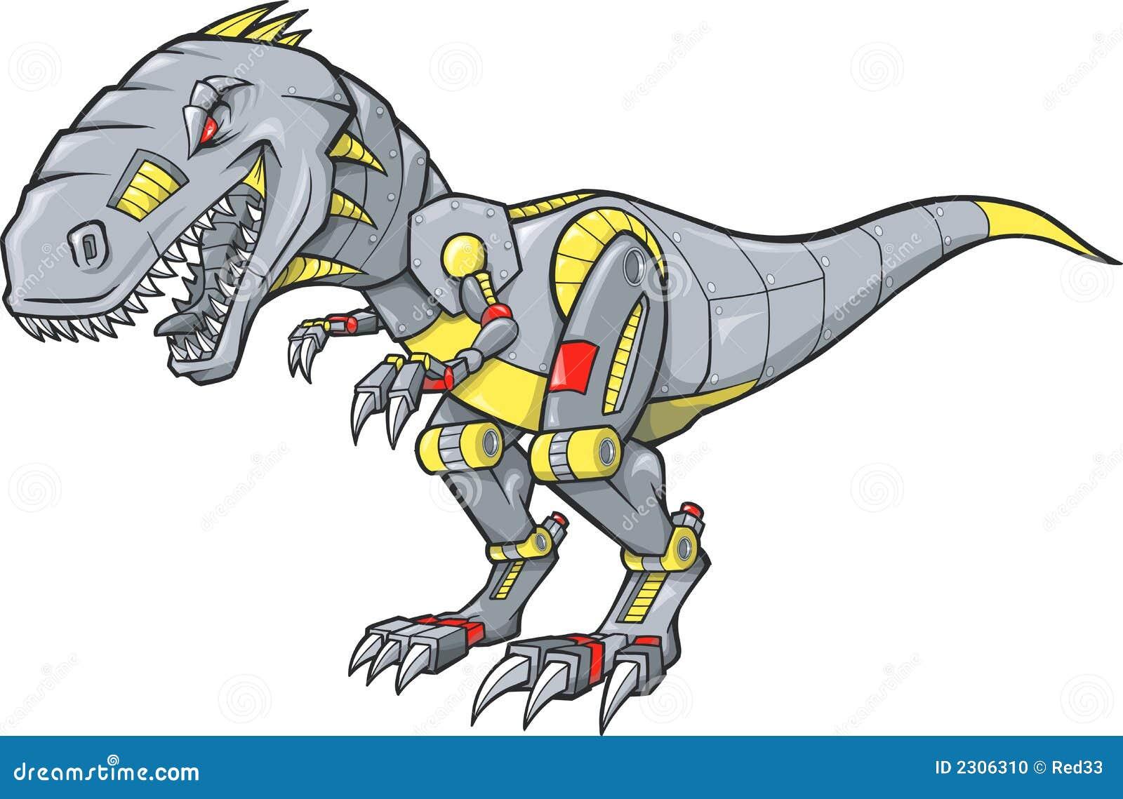 Rex ρομποτικοί τυραννόσαυρ&om