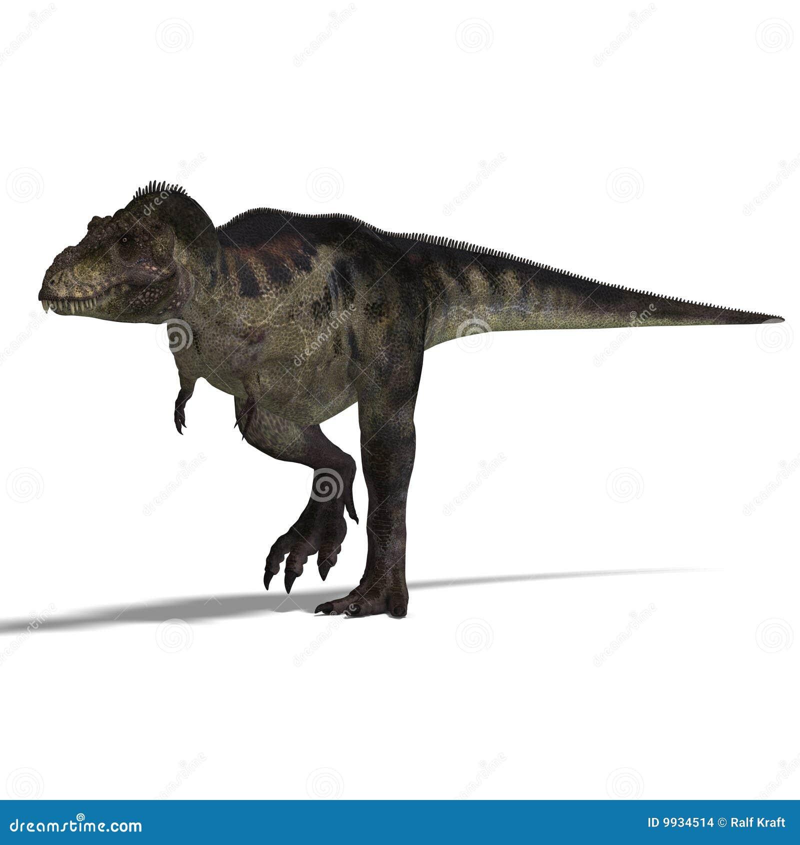 Rex do Tyrannosaurus