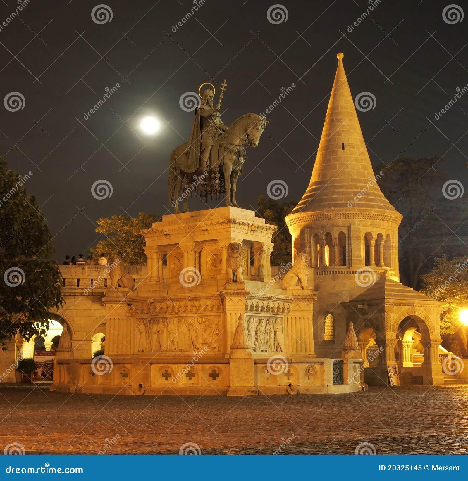 Rey Saint Stephen - Budapest, Hungría
