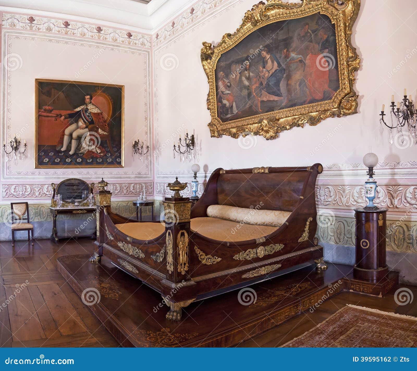 Reyes Bedroom Muebles Neocl Sicos Palacio De Mafra Fotograf A  # Muebles Neoclasicos