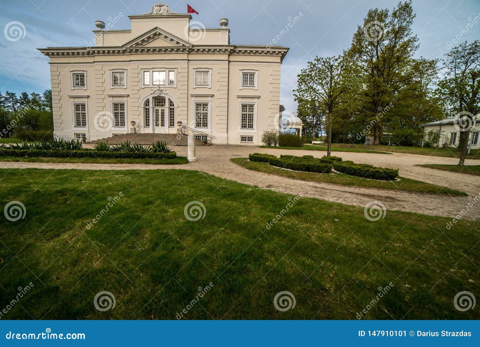 Rezydencja ziemska blisko Trakai, odwiedza pięknych Europa miejsca