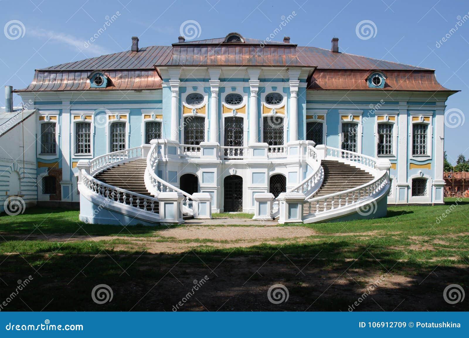 Rezydencja ziemska dom Griboyedov w wiosce Khmelita, Smolensk region
