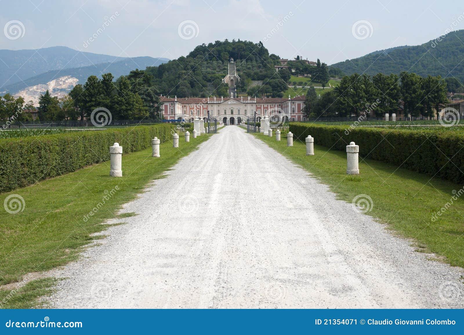 Rezzato brescia lombardy italy villa fenaroli stock for Catalogo bricoman rezzato brescia
