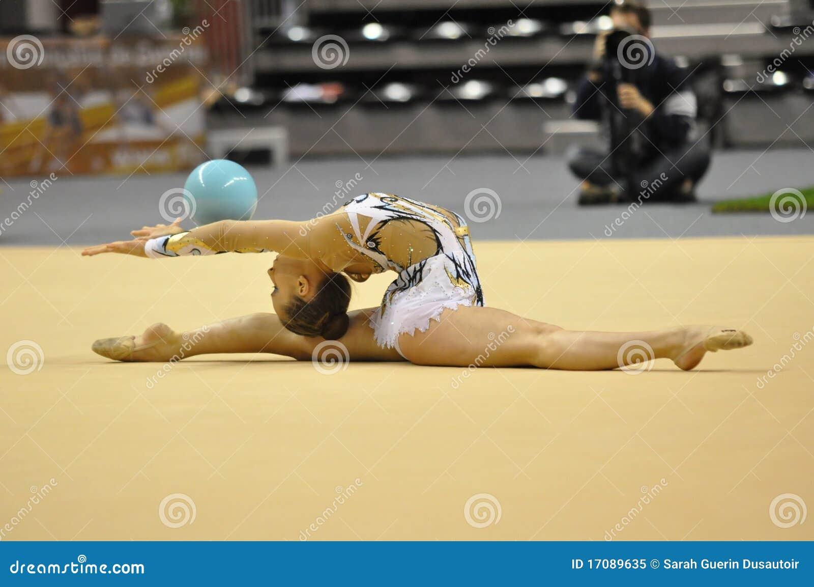 Rhythmisches gymnastisches, Keziah Gore