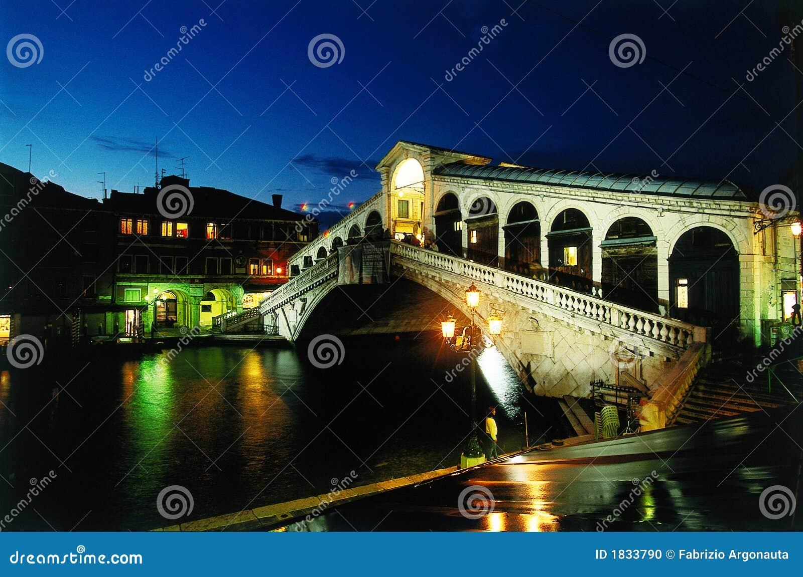 Rialto Βενετία γεφυρών