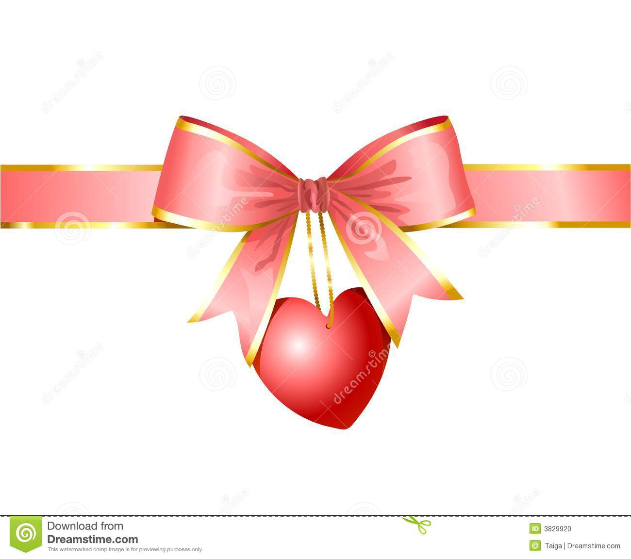 holiday gift love ribbon - photo #33