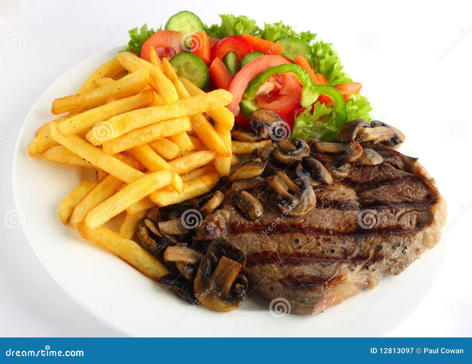 how to prepare ribeye steak