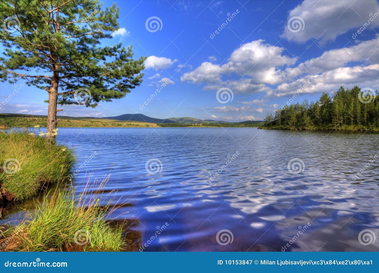 Ribnicko λιμνών