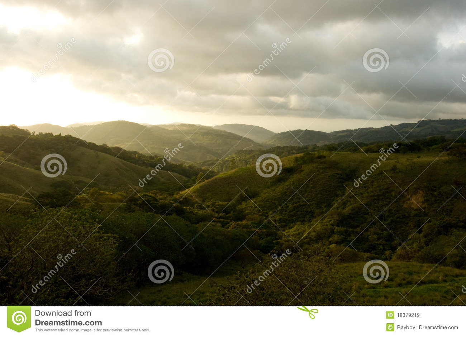 Rica monteverde Косты