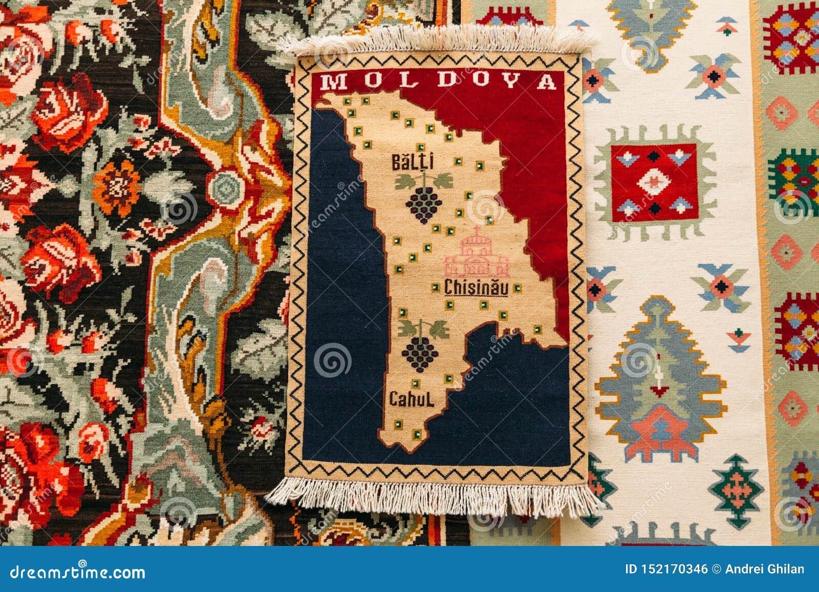 Ricamo ed ornamenti nazionali moldavi