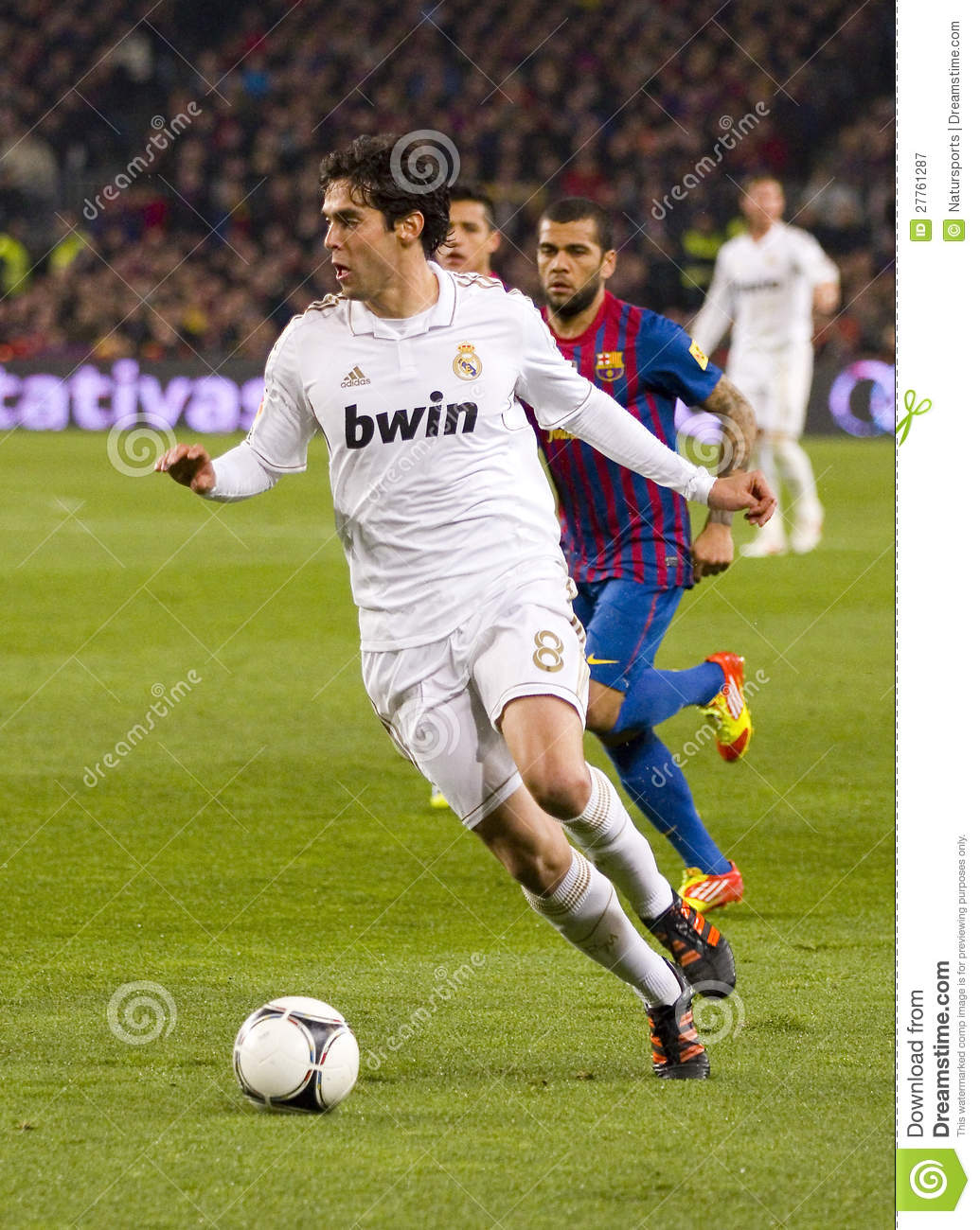 Ricardo Kaka de Real Madrid