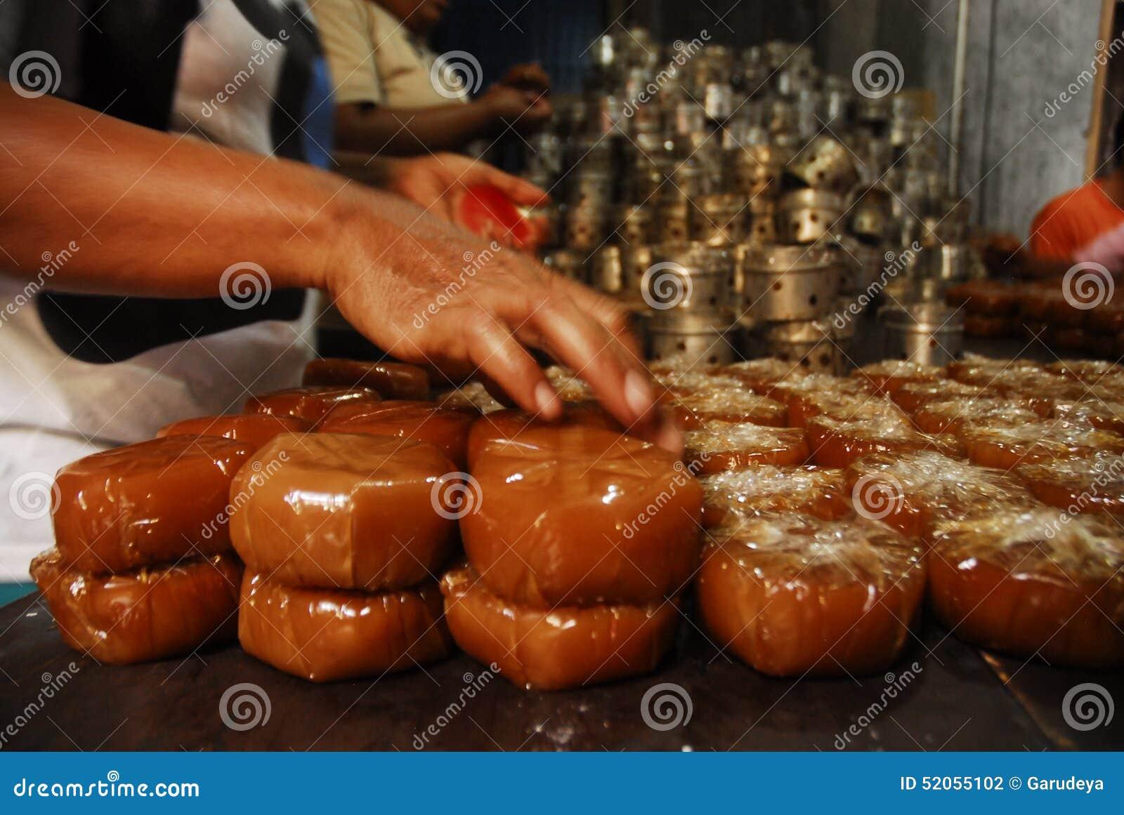 Ancient Chinese Rice Cake