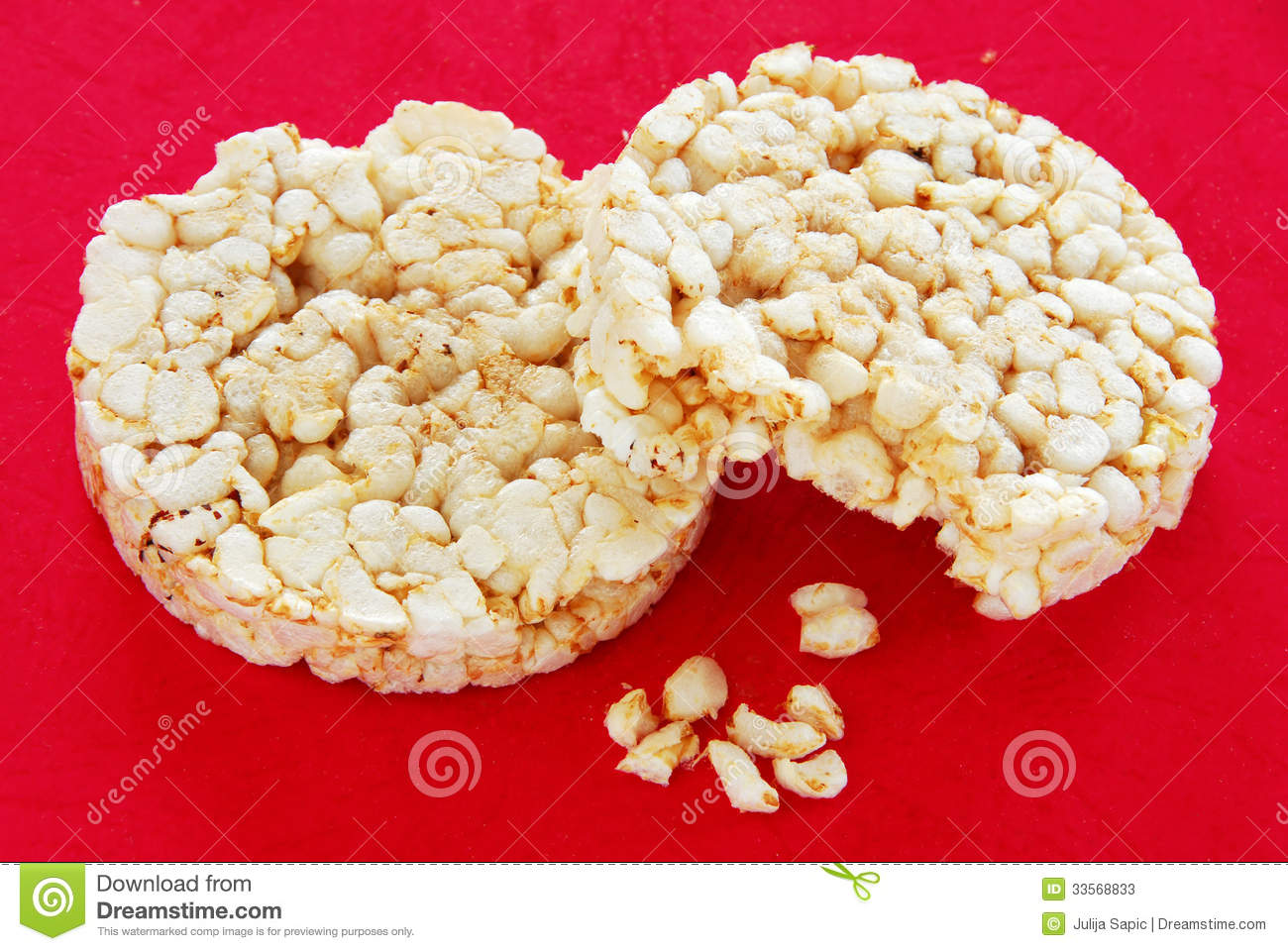 How To Make Puffed Rice Cakes At Home
