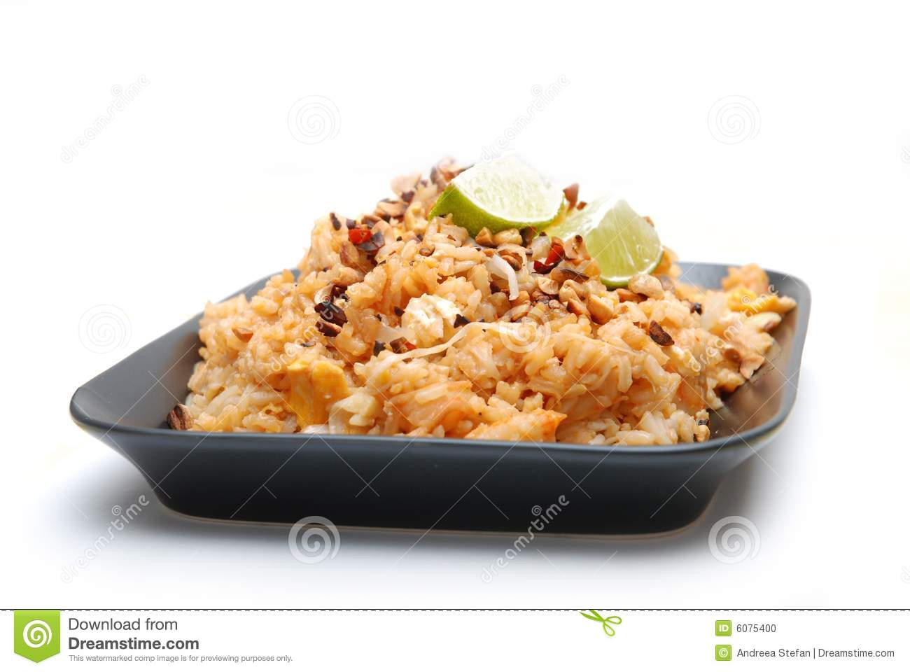 how to make asian rice dish