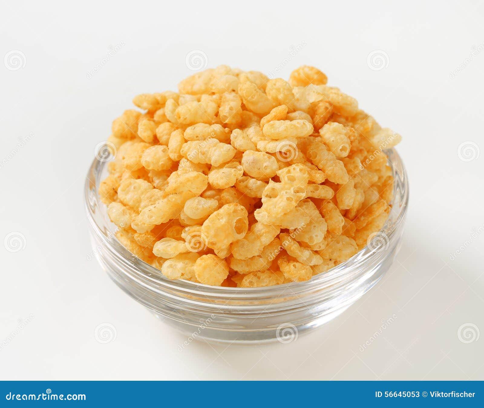 Rice Krispies Stock Image Image Of Studio Glass