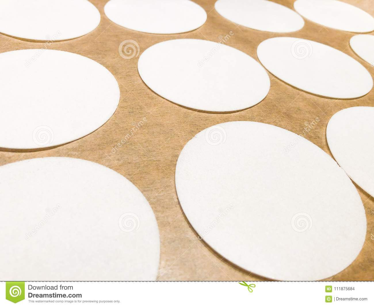 Rice Paper Sheets On In A Tray Bake Baking Icing Cake Cookie ...
