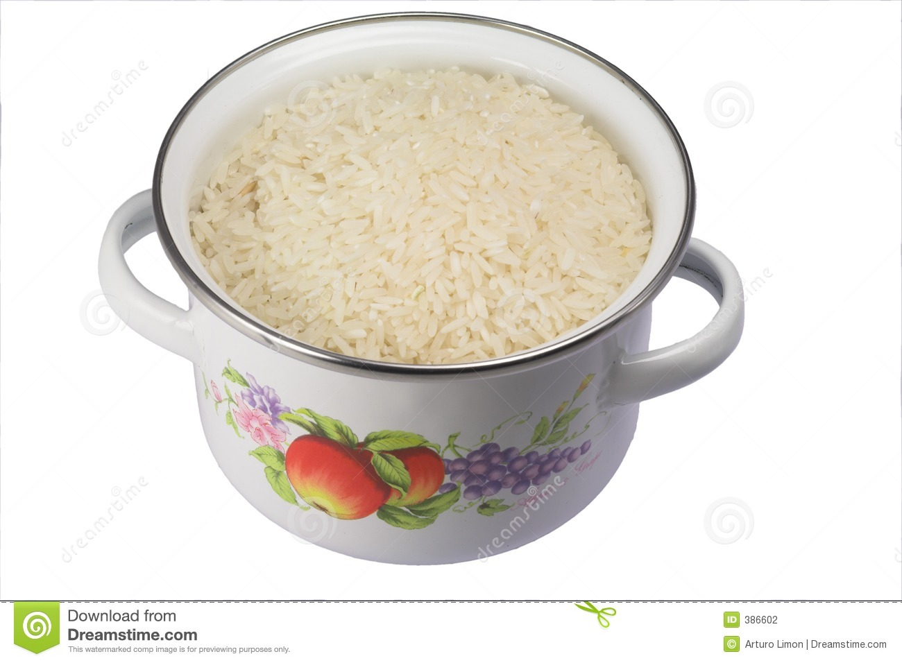 how to cook rice in a pot asian