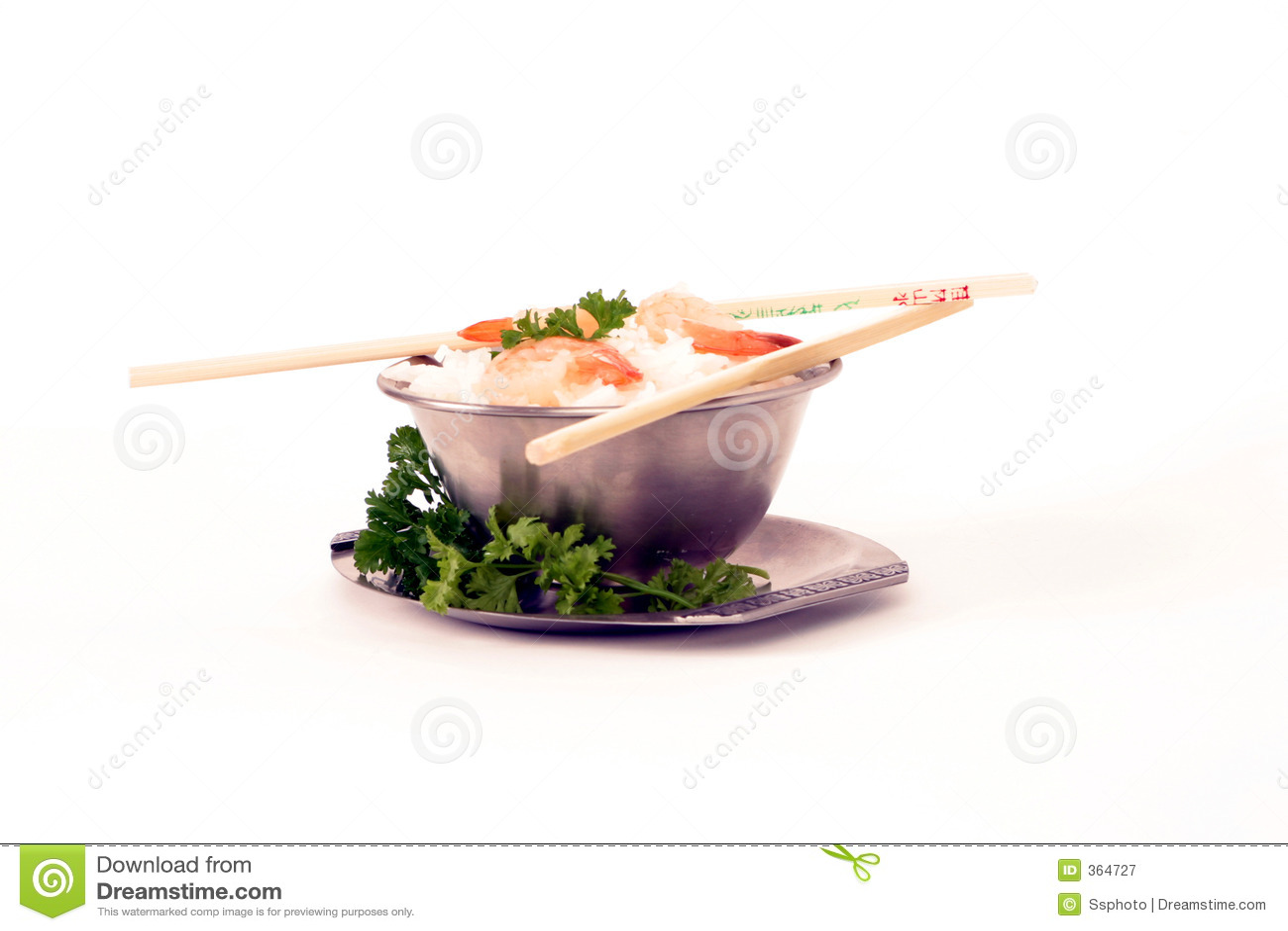 Rice prawns2