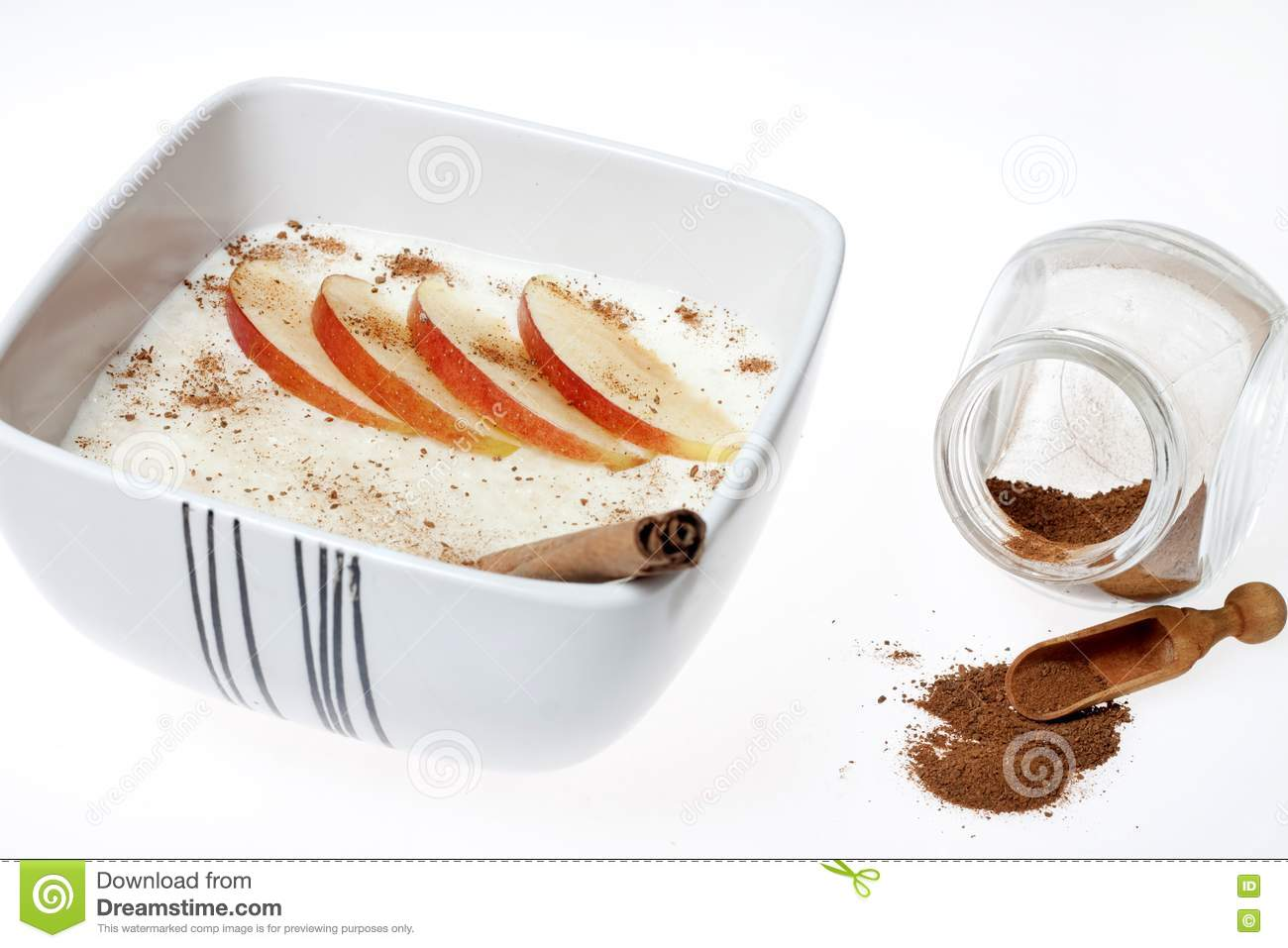 Rice Pudding Royalty Free Stock Images - Image: 24705769